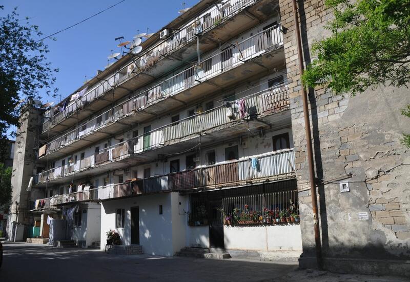 ИВ Баку назвала количество непригодных к эксплуатации зданий