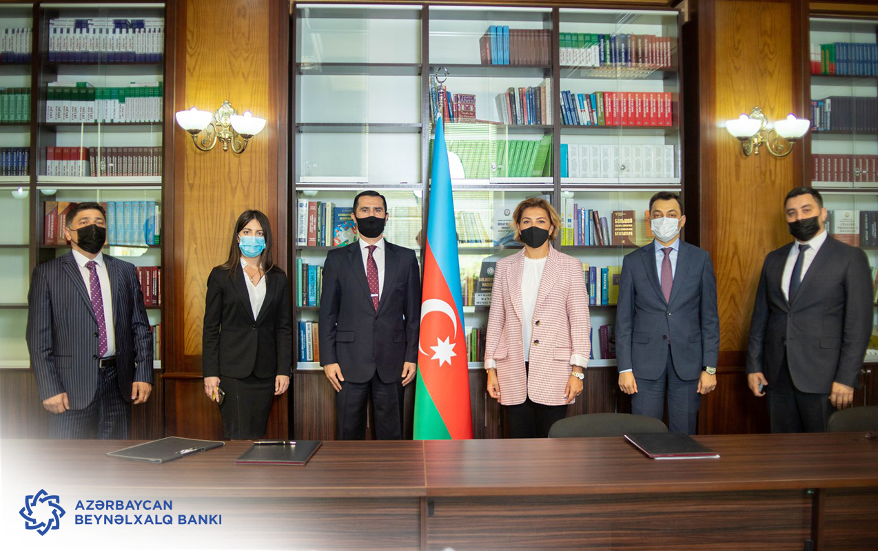 Международный Банк Азербайджана начал сотрудничество с Учебным центром Государственной налоговой службы
