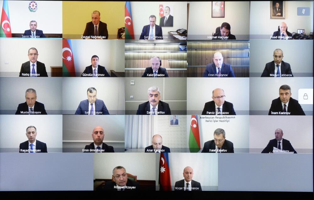 Самир Нуриев: Восстановительные и созидательные работы на освобожденных от оккупации территориях находятся в центре постоянного внимания главы государства