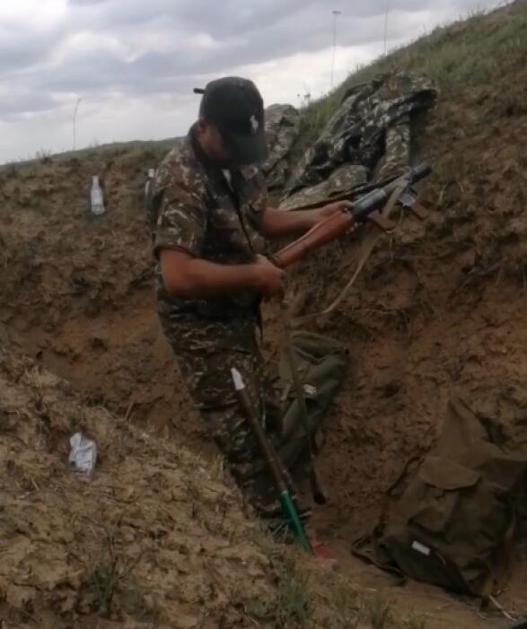Вот как ливанские террористы воевали на стороне Армении против Азербайджана