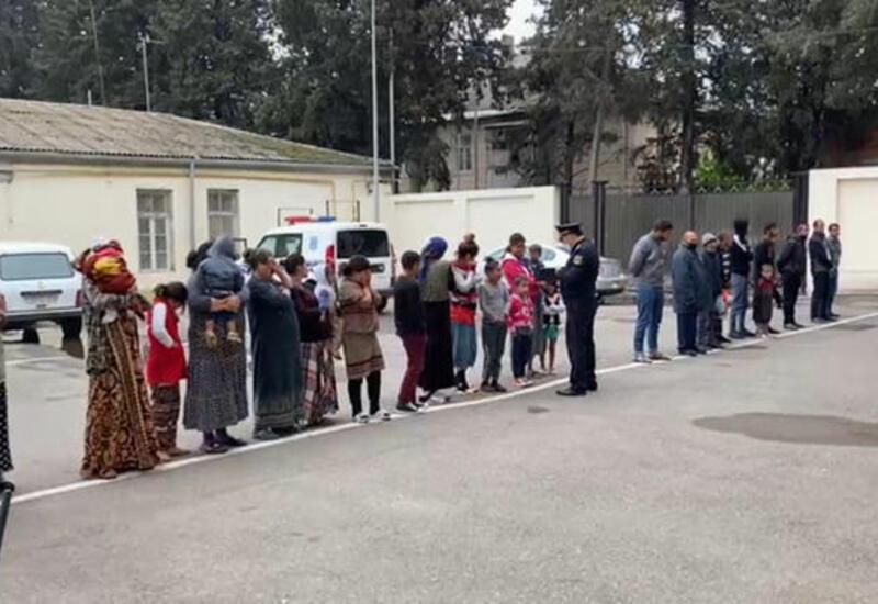 В Гяндже задержаны занимавшиеся попрошайничеством