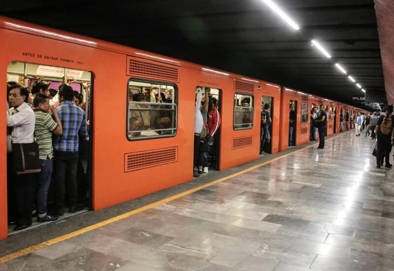 В Мексике проверят состояние железнодорожных линий