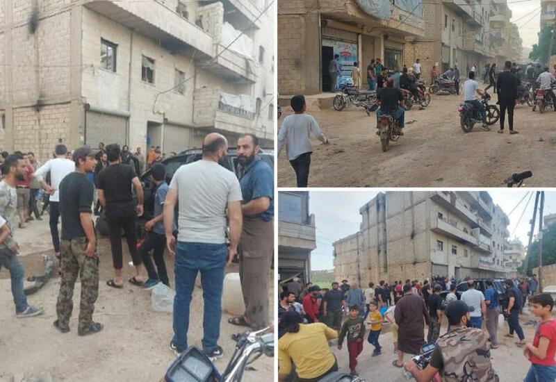 Мощный взрыв в Сирии, пострадали пятеро детей