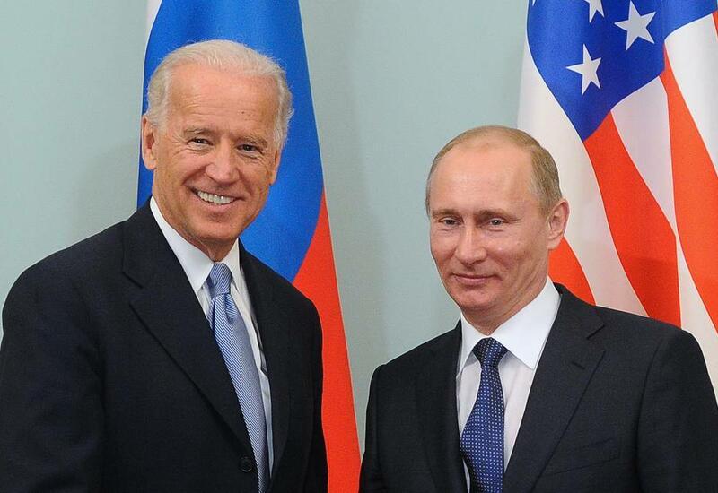 Путин и Байден могут встретиться в Баку