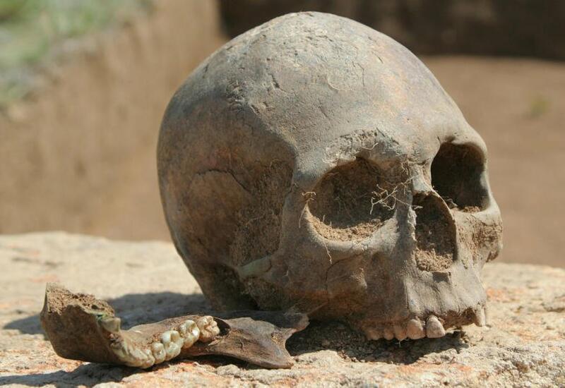 Самое древнее захоронение человека обнаружили в пещере Кении