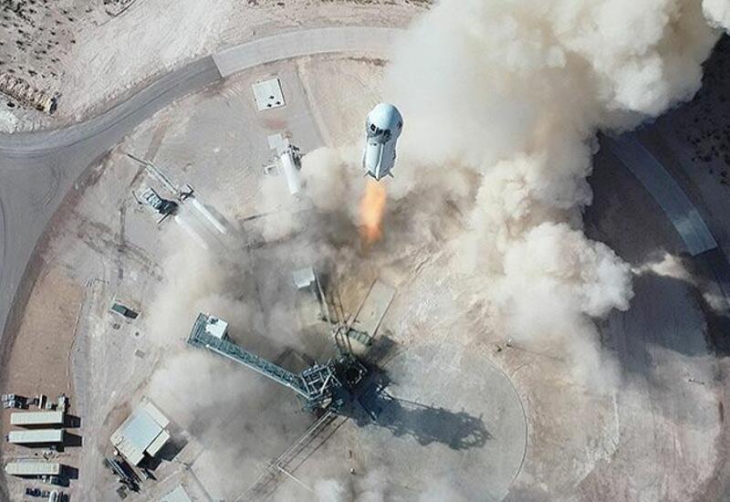 Reuters: Blue Origin откроет продажу билетов на корабль New Shepard 5 мая