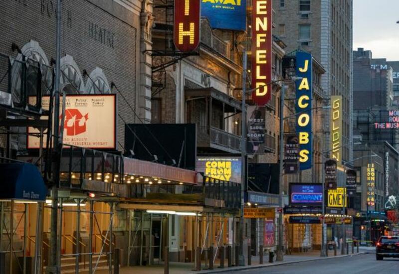 Власти Нью-Йорка хотят открыть Бродвей