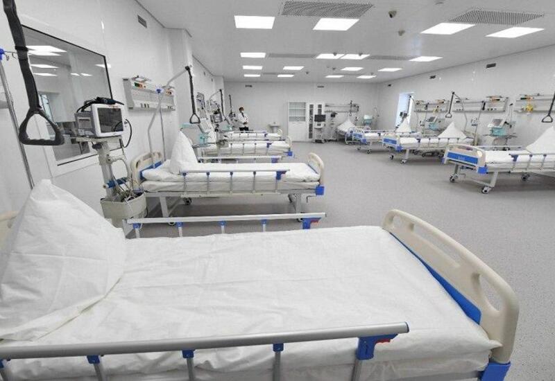 На западе Японии заняты все койки для тяжелобольных пациентов с COVID-19