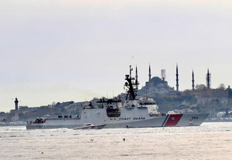Корабли США и Грузии провели учения в Черном море