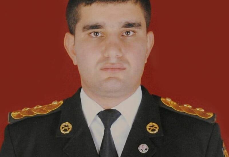 Скончался офицер Внутренних войск МВД Азербайджана