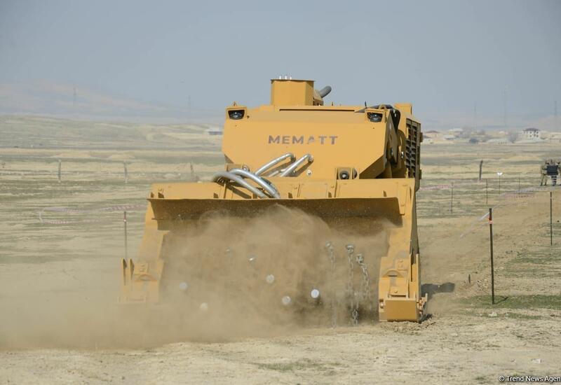 Агентство Азербайджана по разминированию закупит новое оборудование