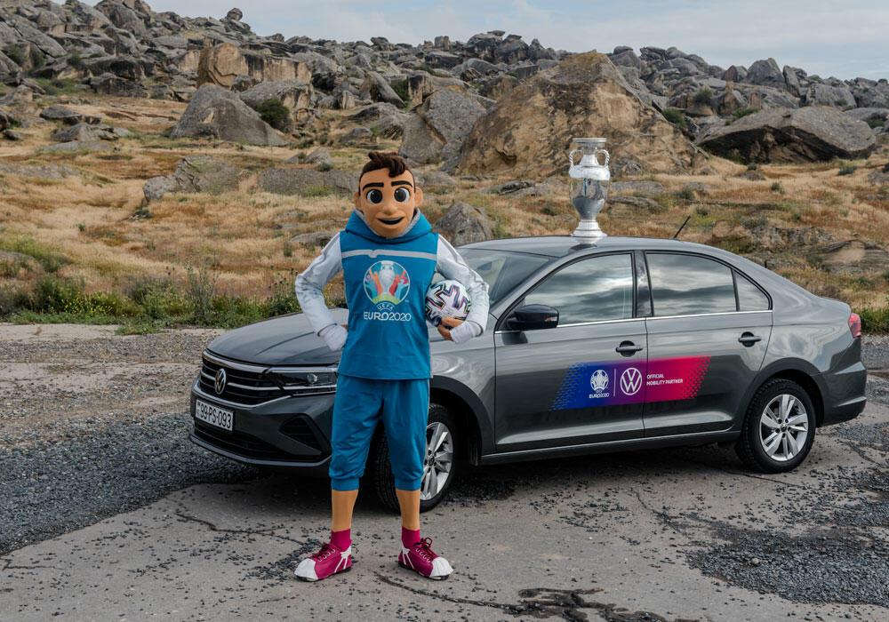 Кубок ЕВРО-2020 в Баку