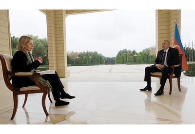 Интервью, которое не забывается - миллионы смотрят разгром, который устроил журналистке BBC Президент Ильхам Алиев