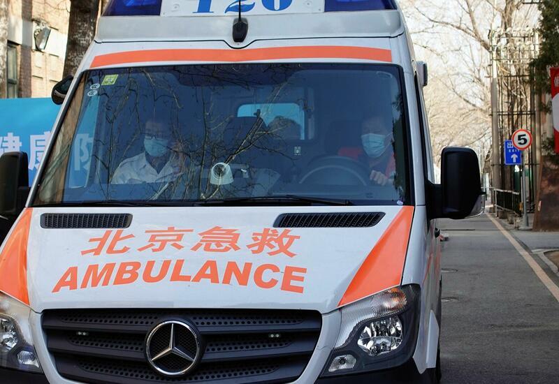 Мощный взрыв прогремел на ремонтном заводе в Китае
