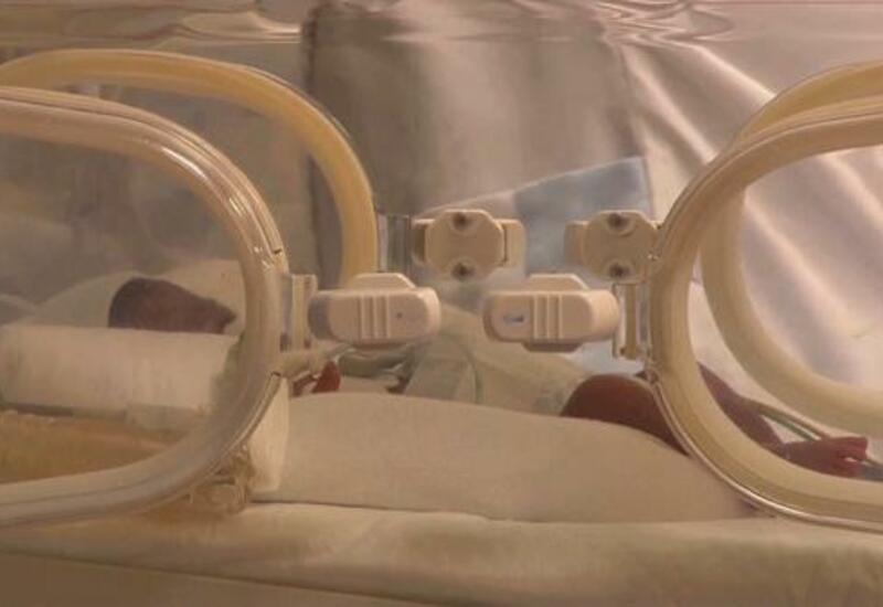 Женщина из Мали родила девятерых