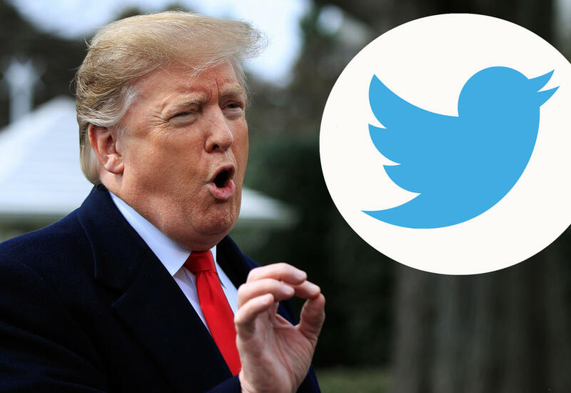 Twitter заблокировал аккаунт с заявлениями Трампа