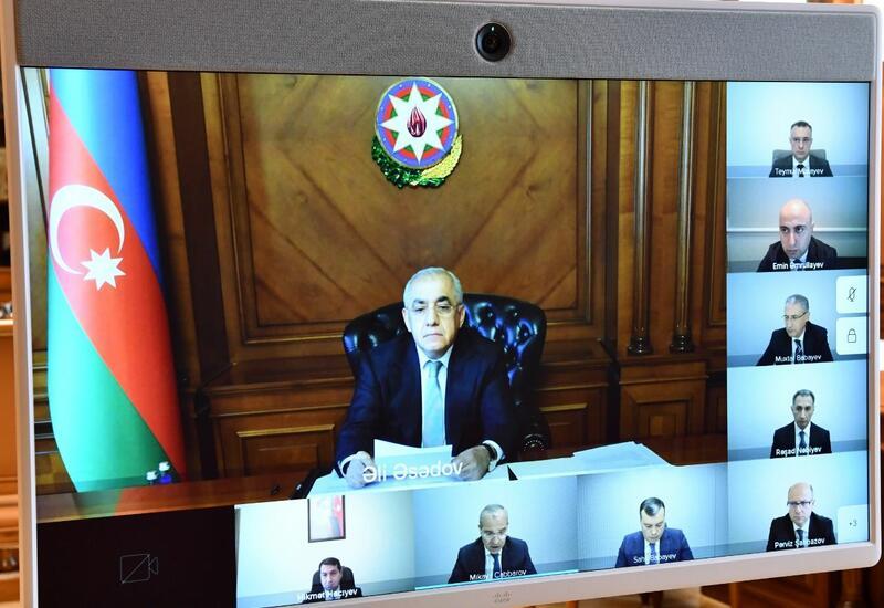 В Азербайджане обсудили национальные приоритеты социально-экономического развития