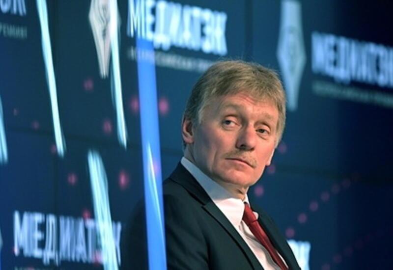 В Кремле прокомментировали возможность встречи Путина и Байдена