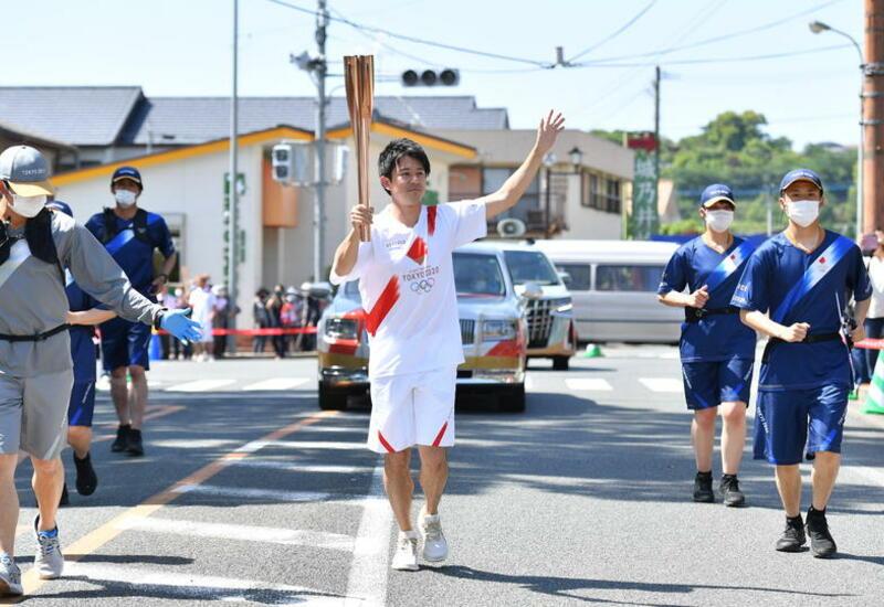 В Японии заявили о насильных попытках провести Олимпиаду
