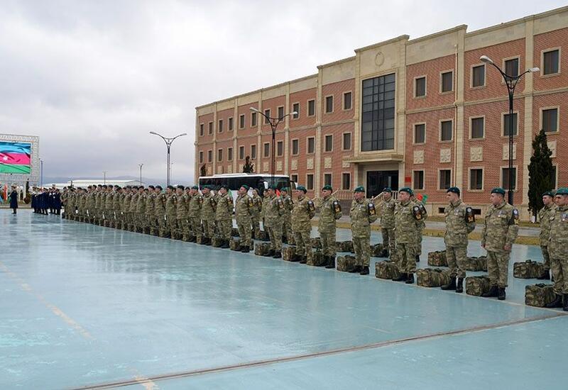 Азербайджан выведет своих миротворцев из Афганистана