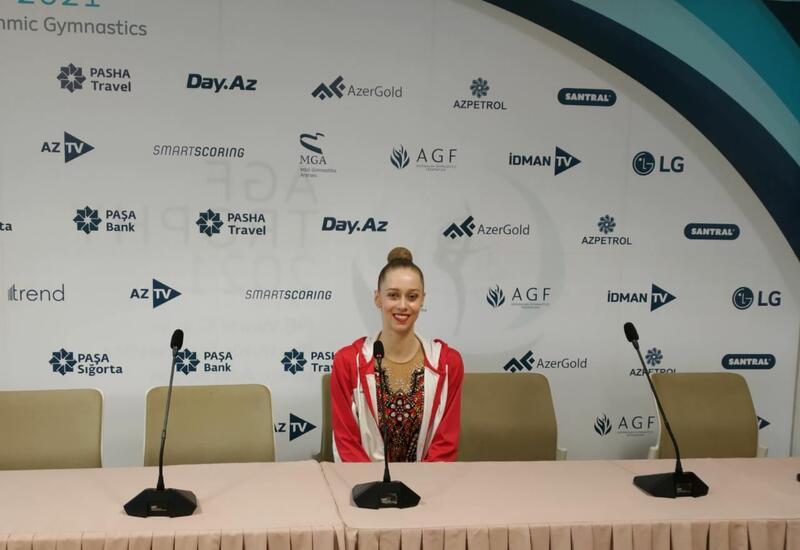Выступать на соревнованиях Кубка мира в Баку очень волнительно и приятно