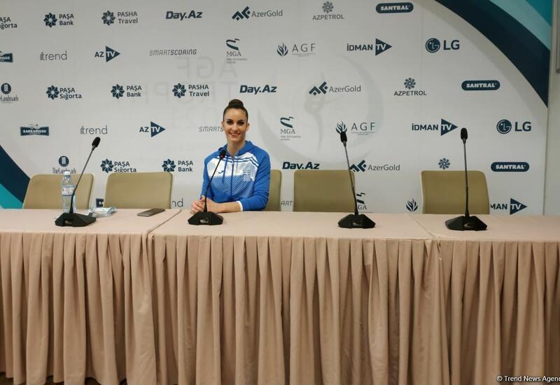На Кубке мира в Баку всем спортсменкам было выделено необходимое время для тренировок