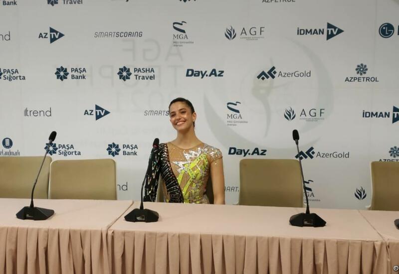 Федерация гимнастики Азербайджана в очередной раз смогла удивить безукоризненной организацией соревнований