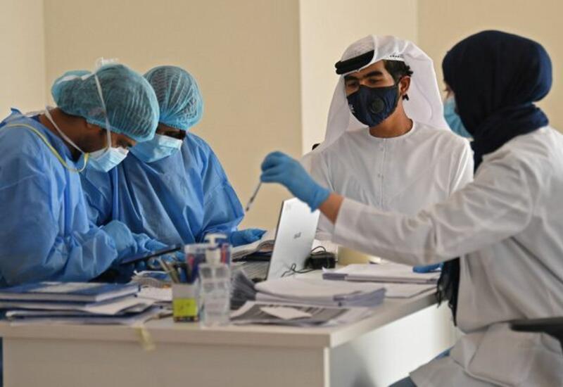 В ОАЭ выявили более 2,1 тыс. случаев заражения коронавирусом