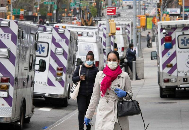 В США считают, что реальная смертность из-за COVID-19 в мире может быть в два раза выше