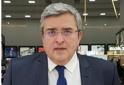 Запуск ЮГК открыл еще одно окно возможностей для Азербайджана - Гела Васадзе для Day.Az