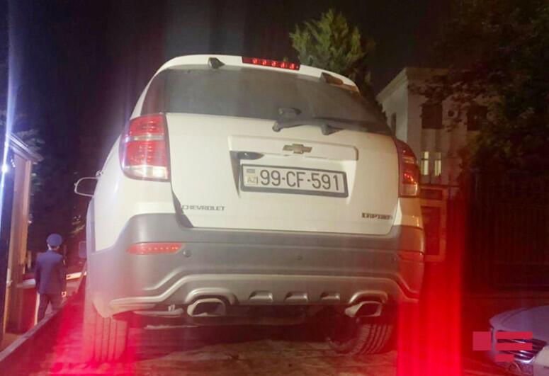 В Новханы водитель сбил насмерть пешехода и скрылся