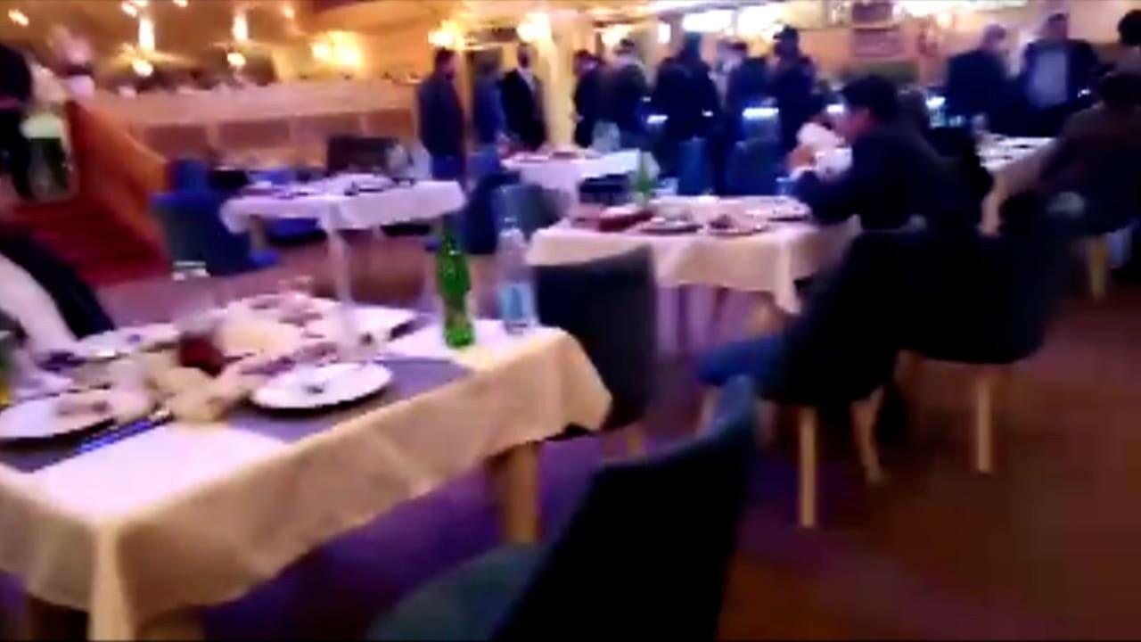 Незаконная помолвка в Баку, оштрафованы более 50 человек