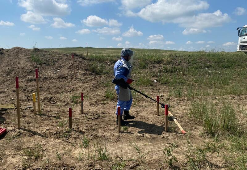 Непредоставление карт минных полей затягивает работы по разминированию