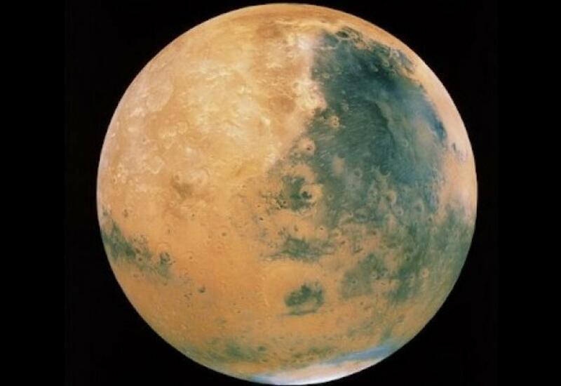 На Марсе заметили странные узоры