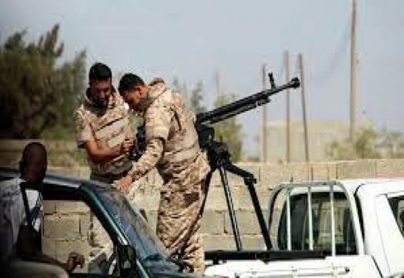 В Ливии напали на штаб-квартиру президентского совета
