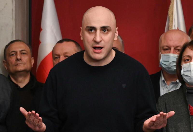 ЕС внес залог за освобождение лидера грузинской оппозиции