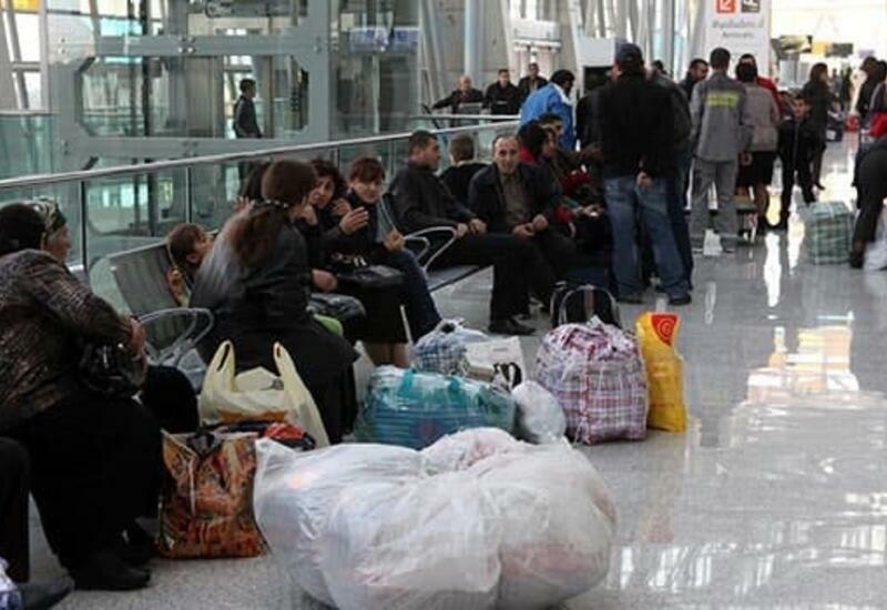 Население Армении сокращается