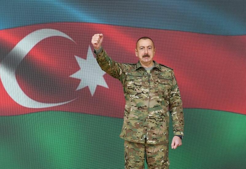 Президент Ильхам Алиев продемонстрировал успешную стратегию не только на поле боя, но и в информационном пространстве
