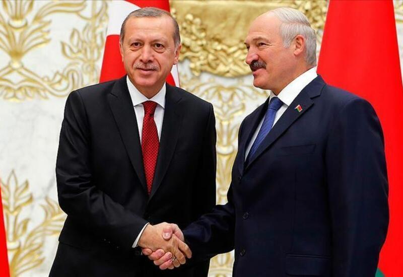 Лукашенко и Эрдоган обсудили международную повестку и двухстороннее сотрудничество