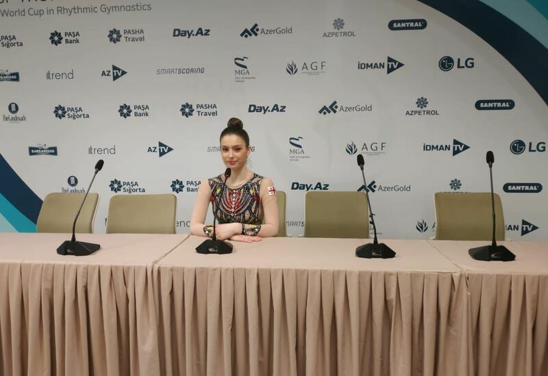 Соревнования Кубка мира в Баку организованы на высоком уровне