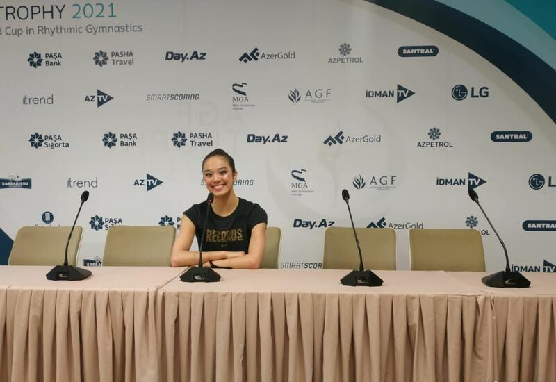 В Баку для участников Кубка мира по художественной гимнастике созданы все условия