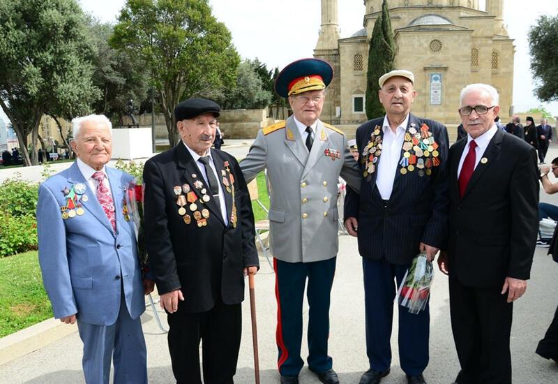Участникам Второй мировой войны в Азербайджане выплачена единовременная материальная помощь