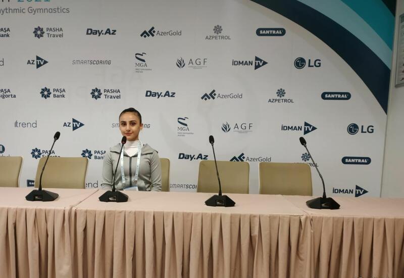 Кубок мира в Баку стал для меня одним из любимых соревнований