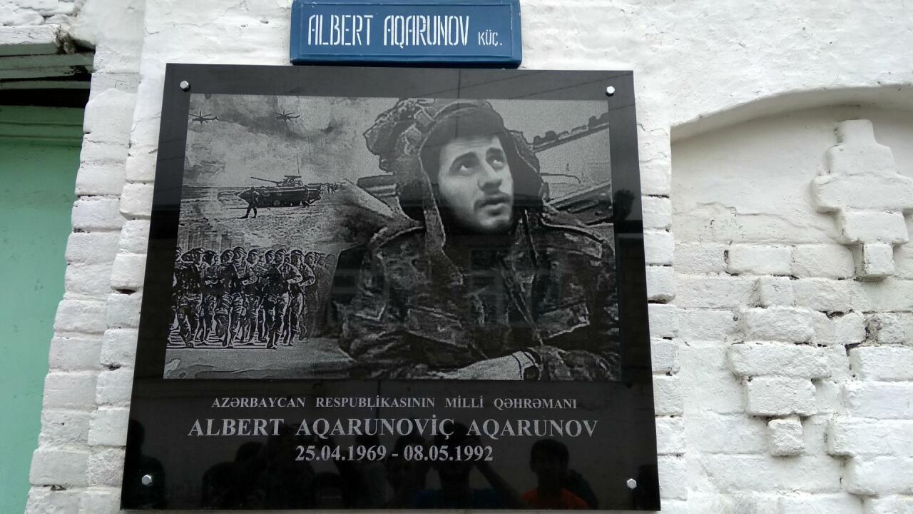 Брат рассказал о детстве Альберта Агарунова