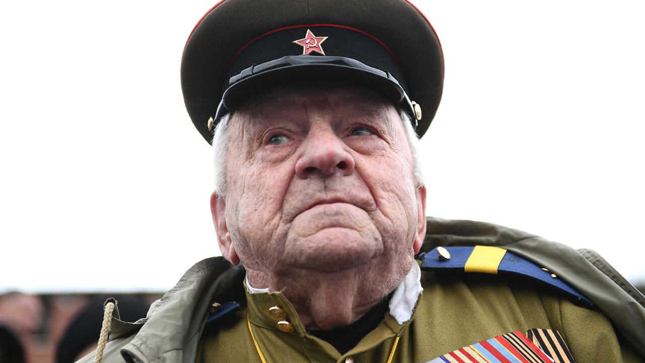В Москве прошел парад Победы