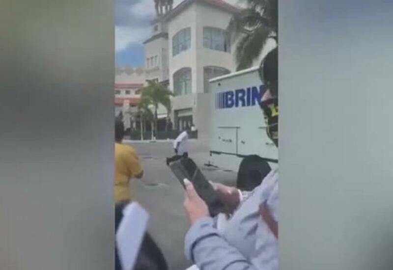 Стрельба в ТЦ в Майами - есть раненые