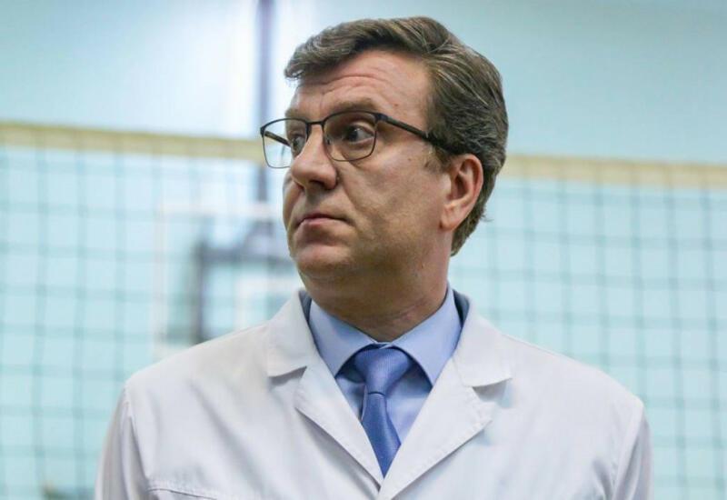 Глава Минздрава Омской области РФ пропал без вести