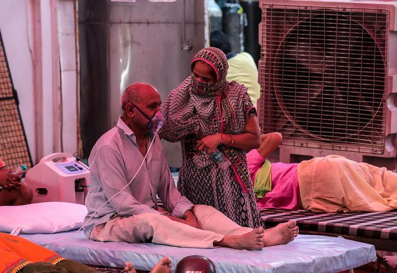 Число заразившихся коронавирусом в Индии превысило 22 млн