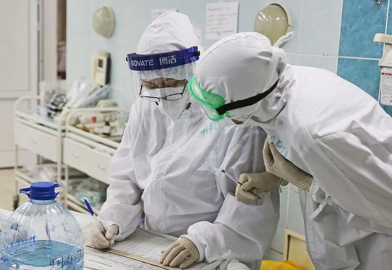 В России выявили 8 419 случаев заражения коронавирусом за сутки