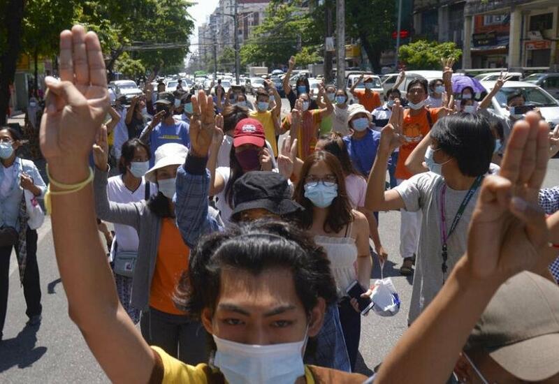 В Мьянме продолжается насилие